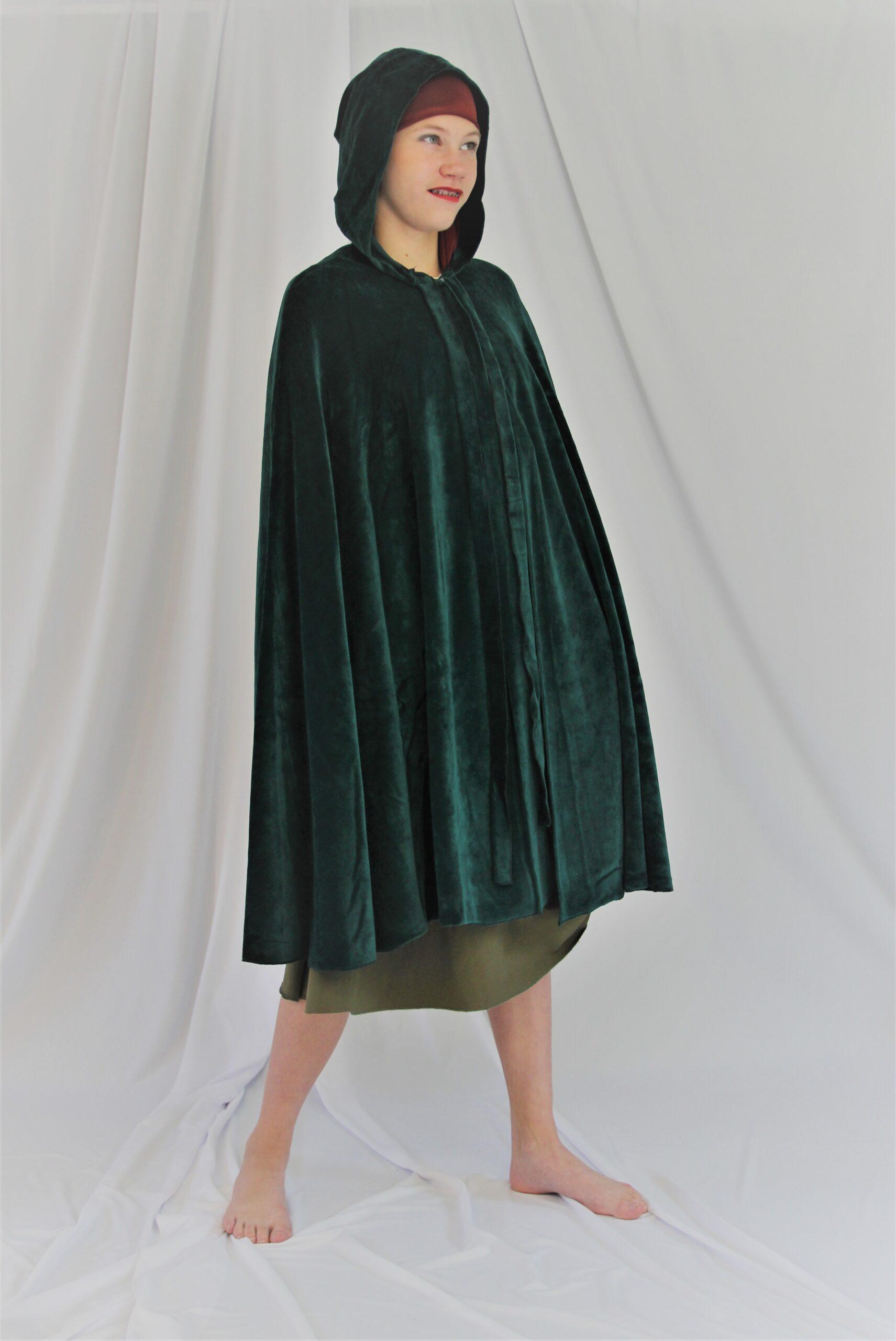 cape groen kostuum