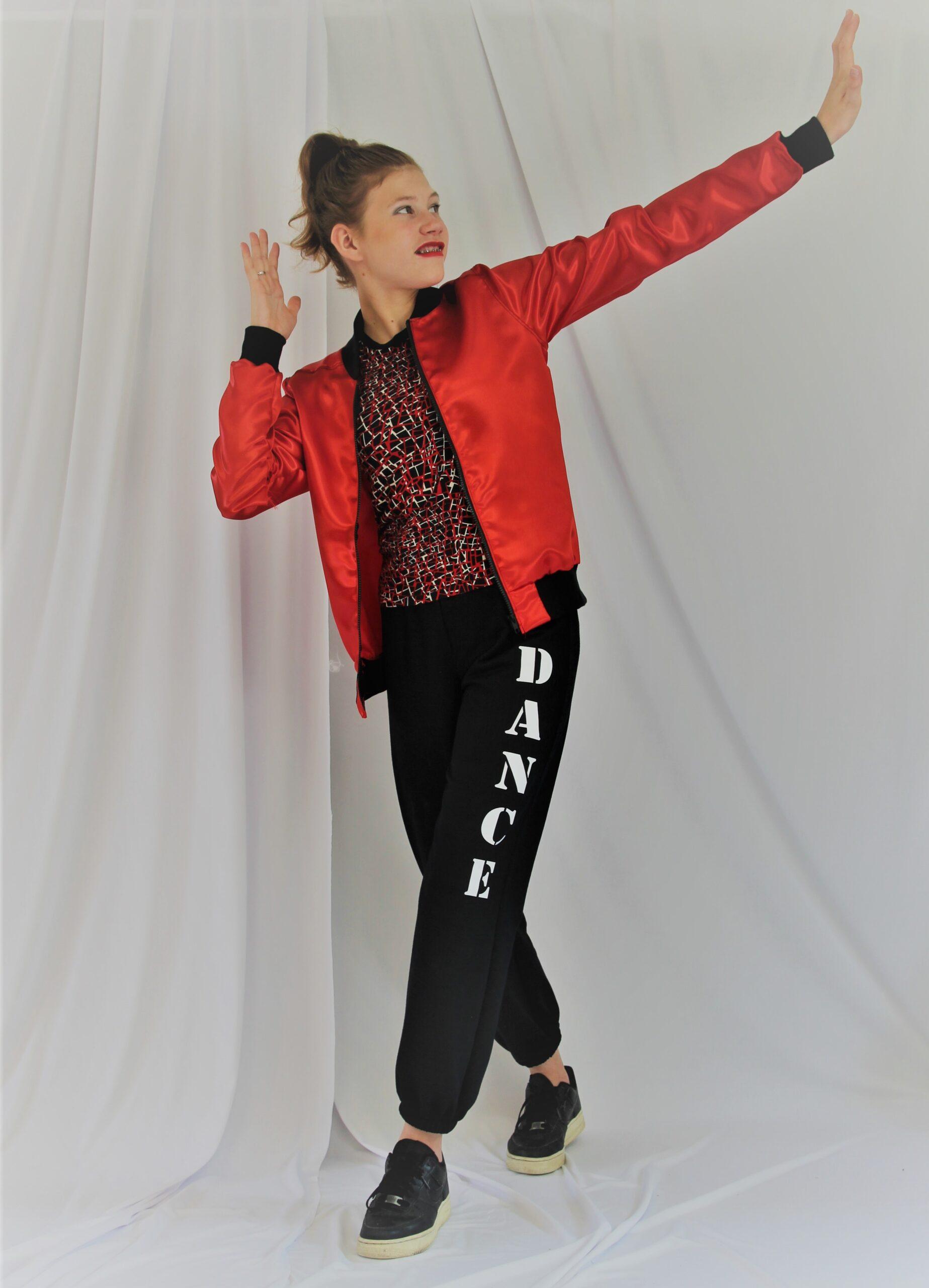 Dance kostuum tiener